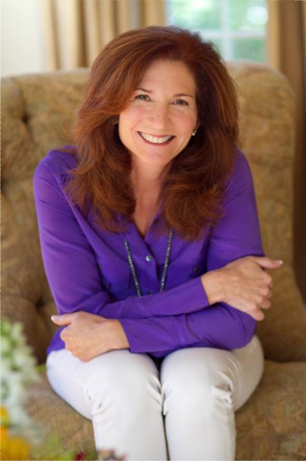Kimberley Bell, life coach